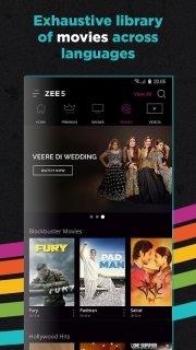 ZEE5 - Movies, TV Shows, LIVE TV & Originals screenshot 5