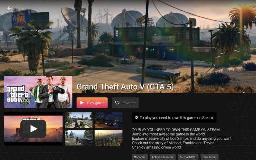 Vortex Cloud Gaming screenshot 7
