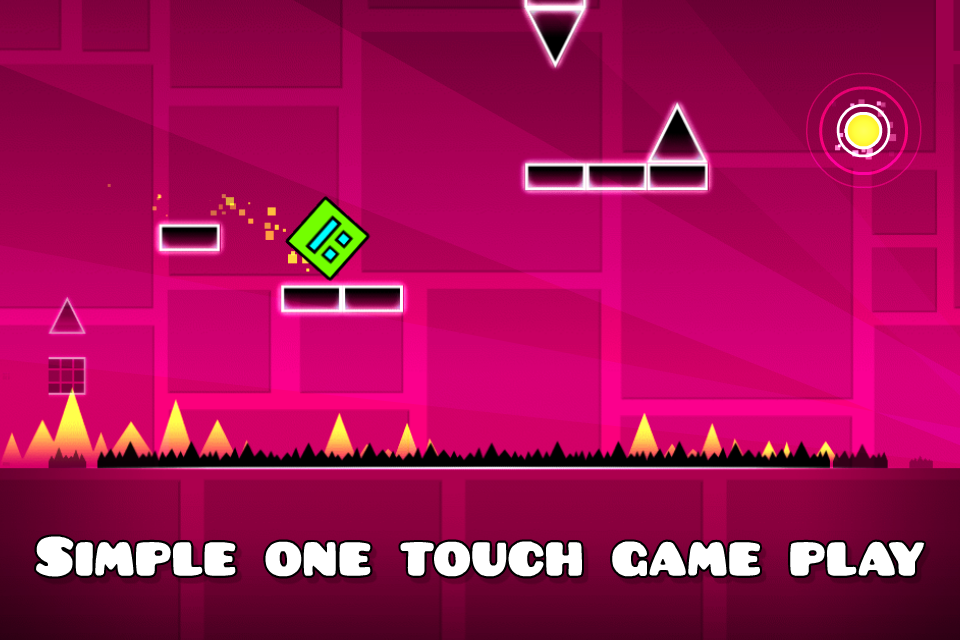 Geometry Dash Lite screenshot 8