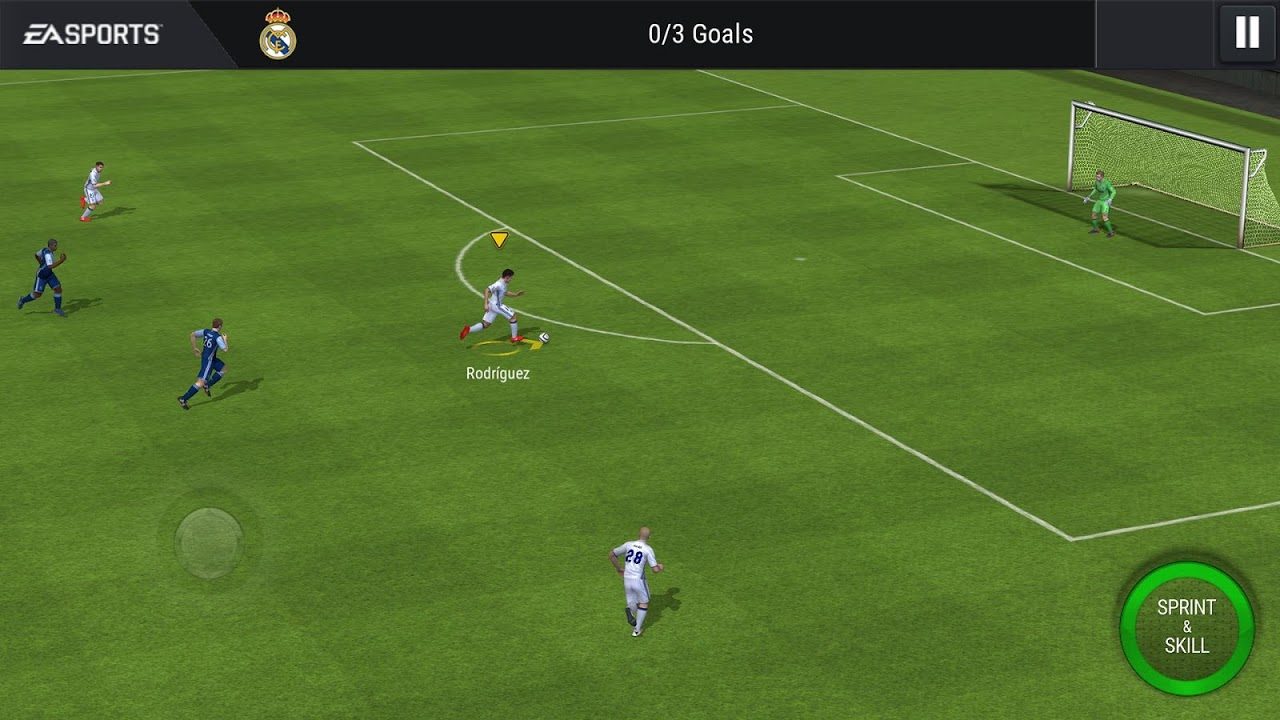 FIFA Mobile Football screenshot 1