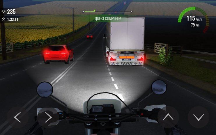 moto traffic race game apk