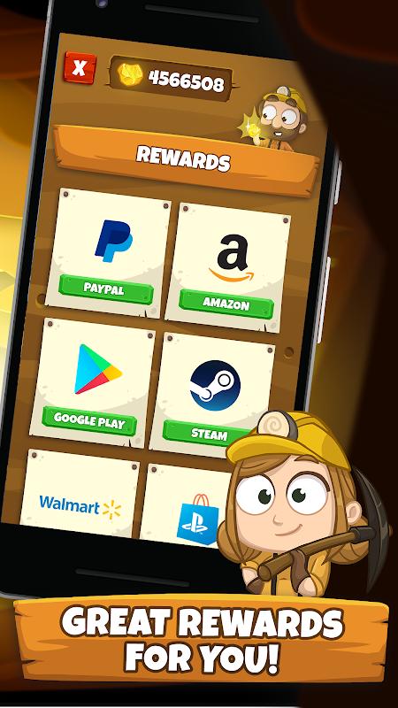 Lucky Miner screenshot 1