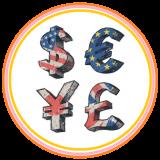 Виджет валютного курса Icon