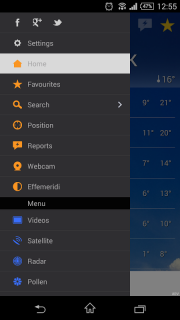 ilMeteo screenshot 3