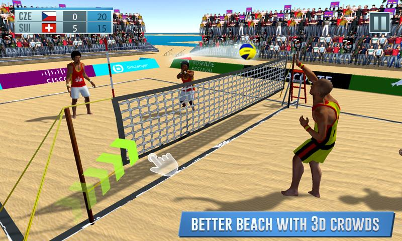 Passion Volleyball 3D - Beach Volleyball 2019 1.0 Download Android APK |  Aptoide