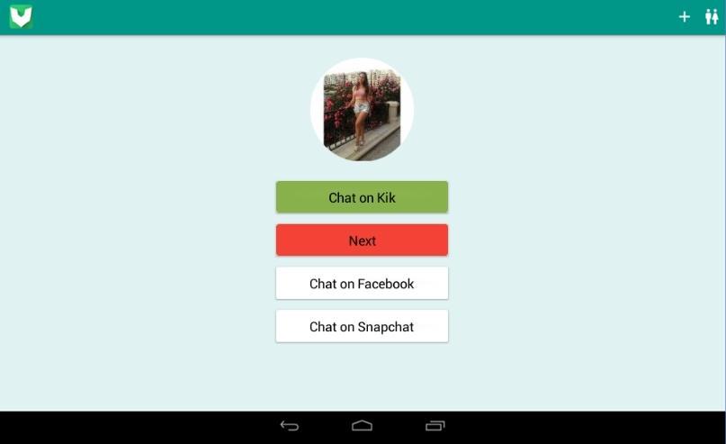 Compartir app via