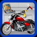 Motor Bike-Reparaturwerkstatt