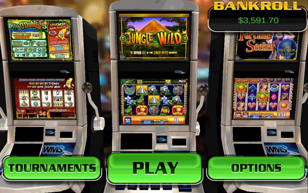 jungle wild - hd slot machine apk download