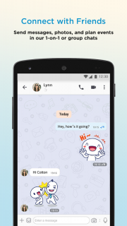 BBM - Free Calls & Messages screenshot 1