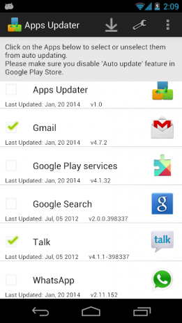 Play Apps Updater 4 0 Download APK for Android - Aptoide