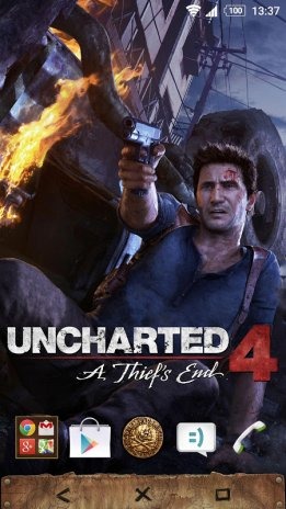 download uncharted 4 data for android
