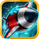 Tunnel Trouble 3D - Space Game