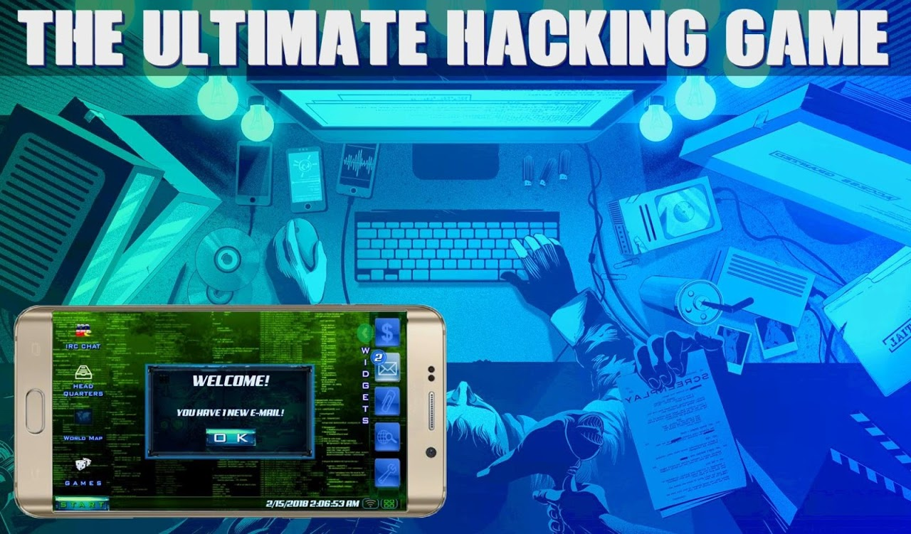 The Lonely Hacker screenshot 2