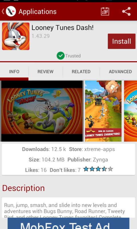 GV Store screenshot 2