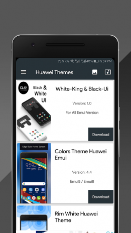 Emui Themes Store for Huawei New Update Download APK for