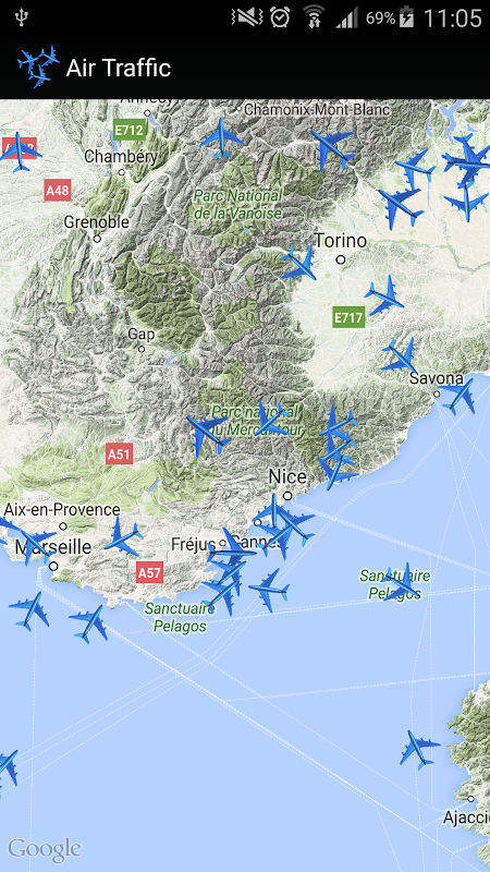 Air Traffic screenshot 1