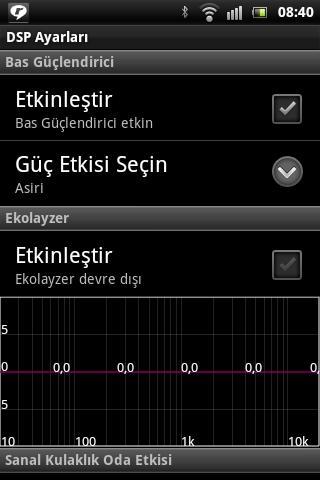 Ekolayzer screenshot 1