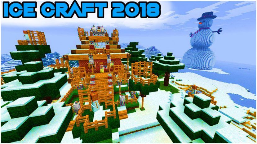 Ice craft : Winter crafting and building1 2 5 tải APK dành