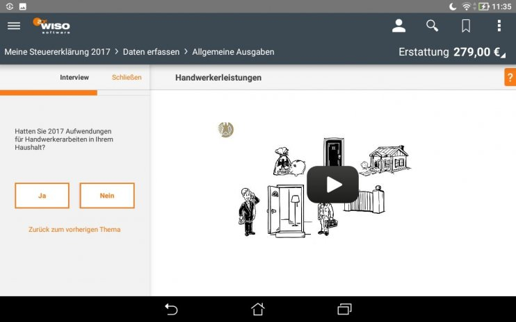 Wiso Steuer App 2018 5 08 0 5711 Download Apk For Android Aptoide