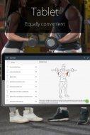 Fitness Coach FitProSport Screenshot