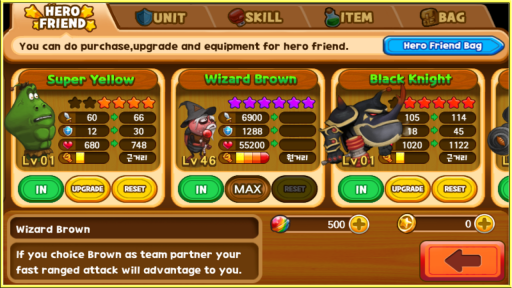 Larva Heroes2: Battle PVP screenshot 8