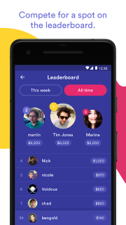 HQ Trivia (Unreleased) screenshot 4