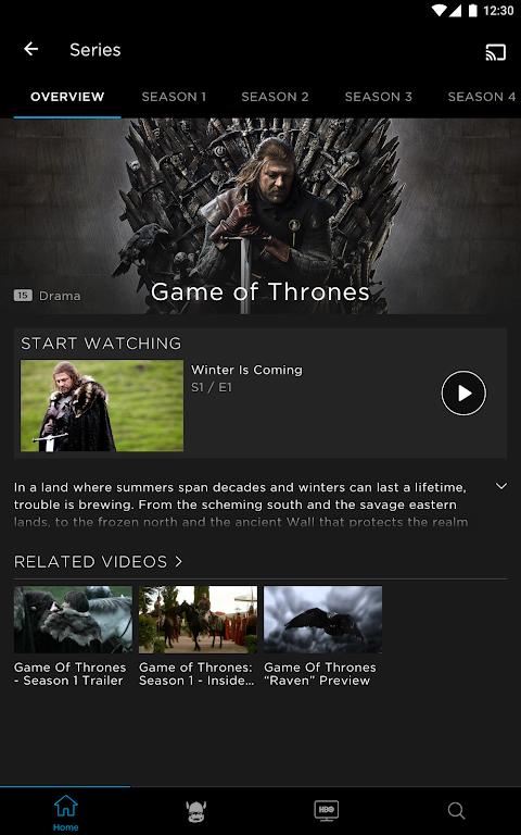 HBO screenshot 10