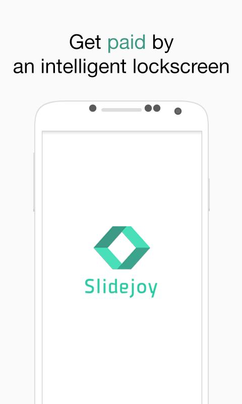 Slidejoy - Lock Screen Cash screenshot 1