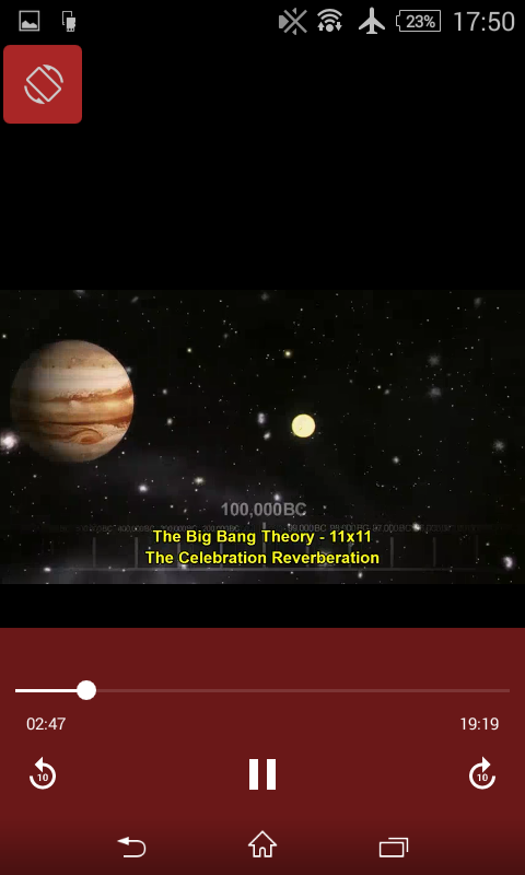 Universe Series & Films screenshot 3