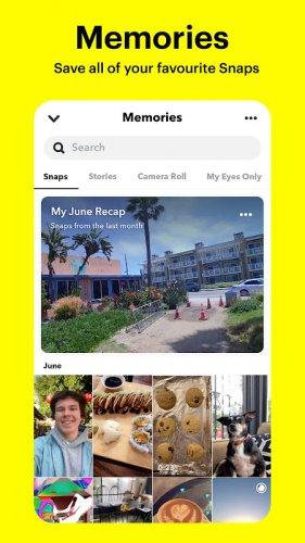 Snapchat screenshot 7
