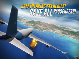 Extreme Landings Pro Screen