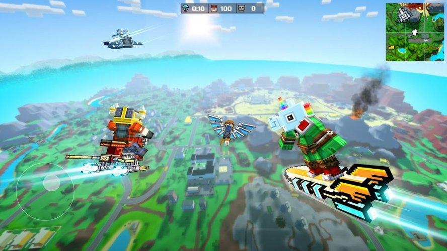 Pixel Gun 3D: FPS Shooter & Battle Royale screenshot 1