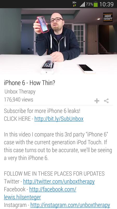 Tube Videos screenshot 6