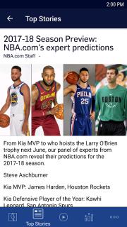 NBA screenshot 9