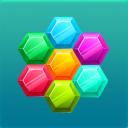 Hexa Gems Puzzle
