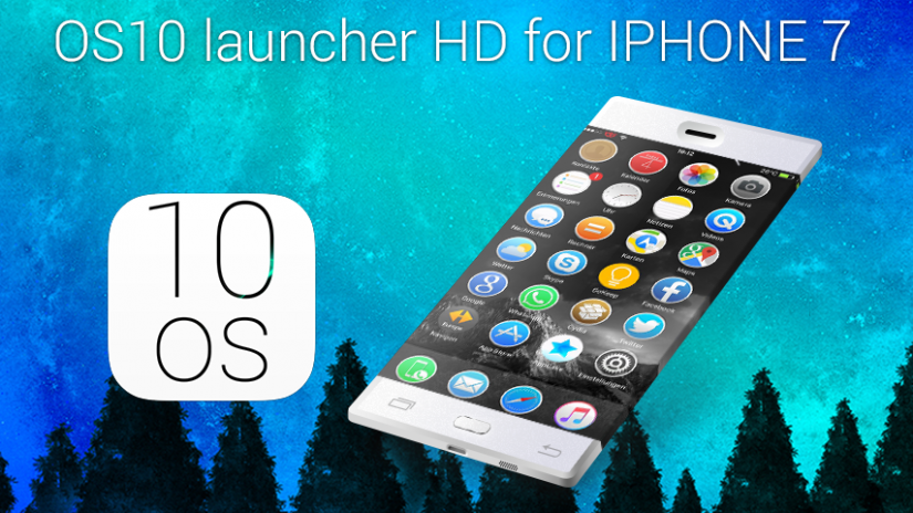 New OS 10 Launcher for IOS 10 - OS 10 theme HD 3 1 Download APK for
