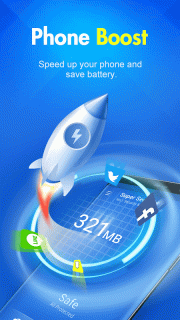 Super Security - Antivirus, Booster & AppLock screenshot 2
