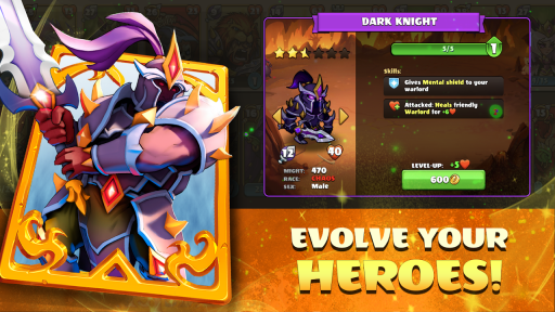 Mighty Party: Heroes Clash screenshot 1