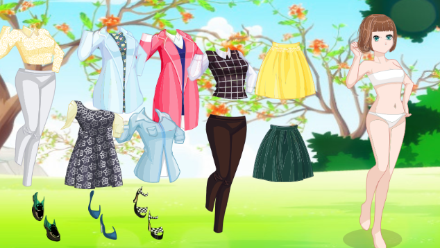 Dress Up Games For Girls New Screenshot 2