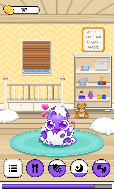 Moy 6 the Virtual Pet Game screenshot 1
