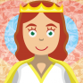 princess math challenge icon