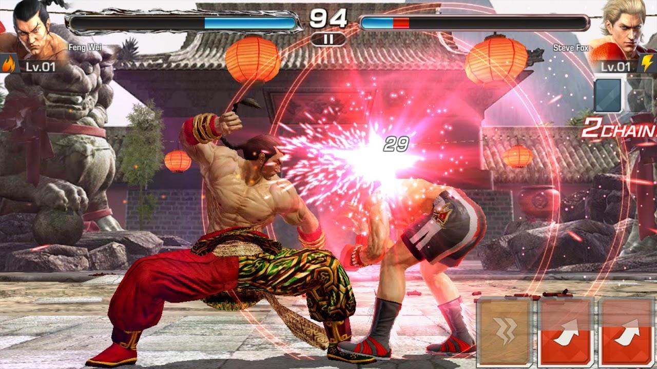 TEKKEN™ screenshot 1