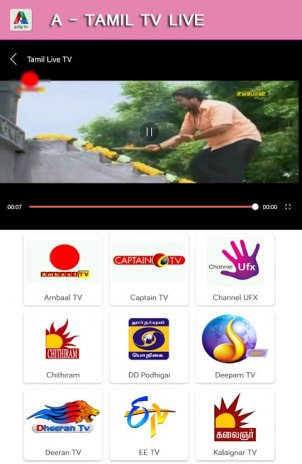 A - Tamil Live TV 6 7 Download APK for Android - Aptoide