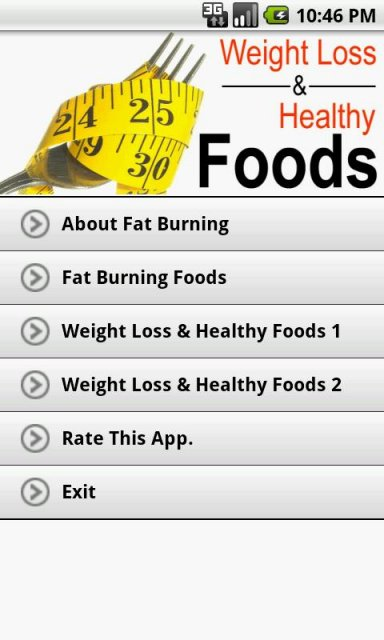 Weight Loss & Healthy Foods | Download APK for Android ...
