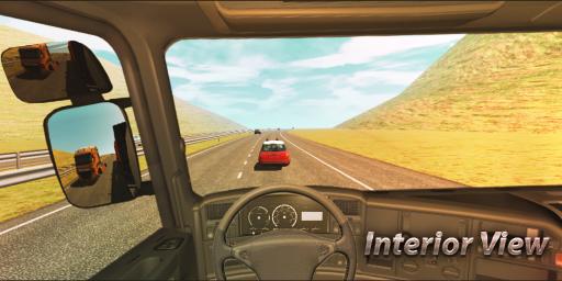 Truck Simulator : Europe screenshot 4