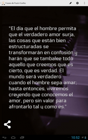 Frases De Paulo Coelho 2 51 Baixar Apk Para Android Aptoide