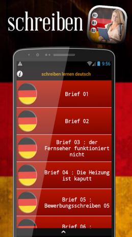 Schreiben Lernen Deutsch 11 Download Apk For Android Aptoide