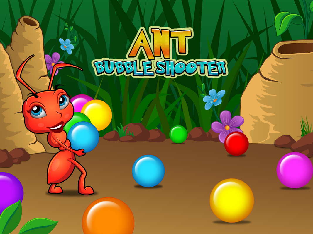 Ant Bubble Shooter screenshot 2