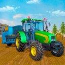 Real Tractor Farming Drive Simulator 2019