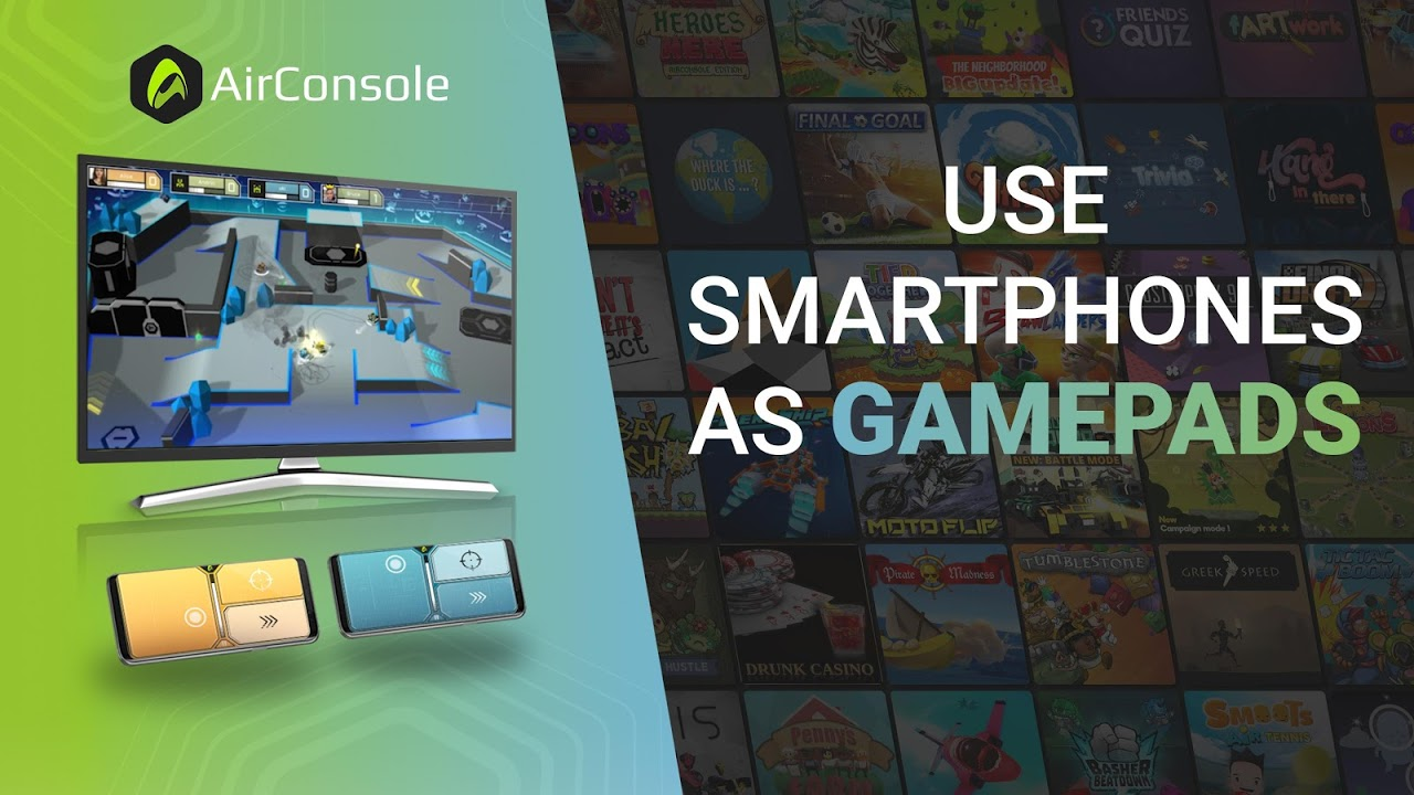 AirConsole for AndroidTV screenshot 4